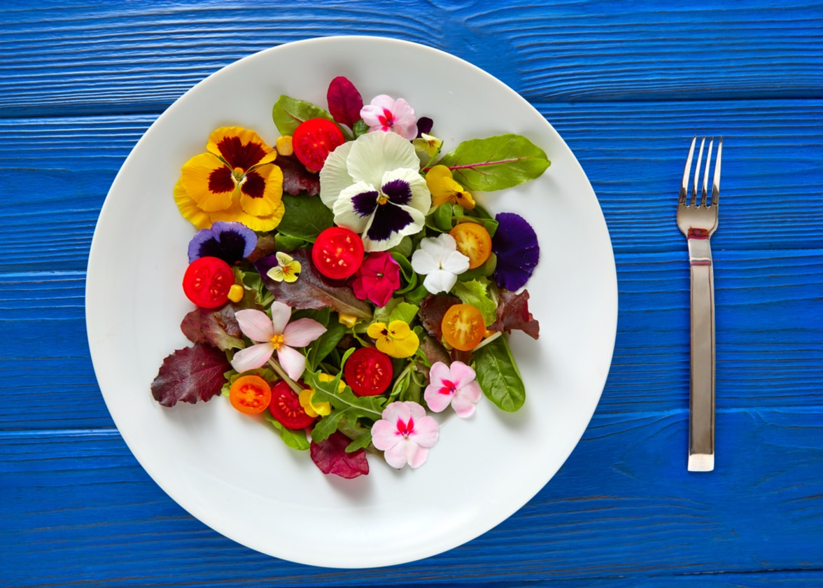 5 Edible Flowers Recipes that Every Flower Lover Must Try