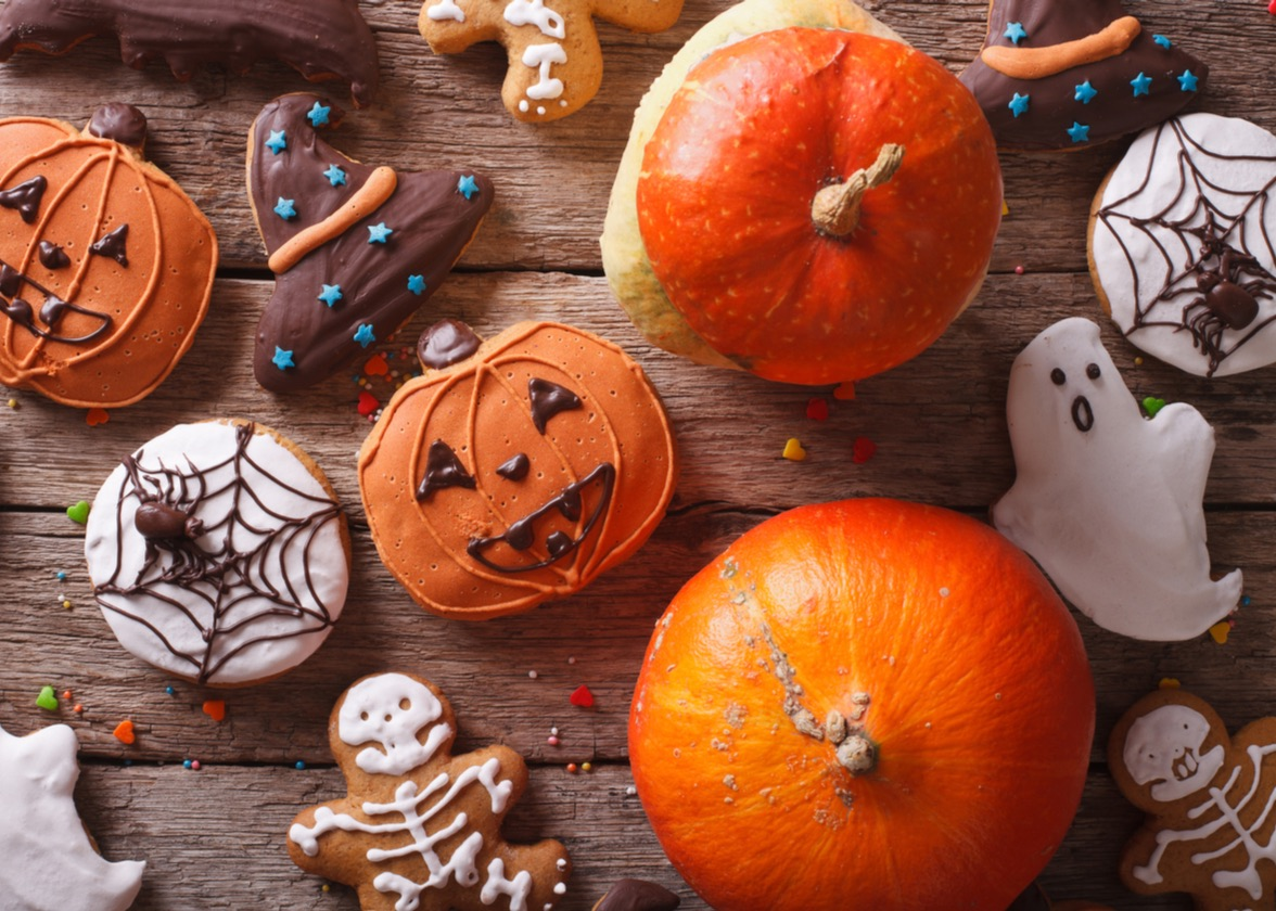 10 Spooky Halloween Party Treats & Snack Ideas!